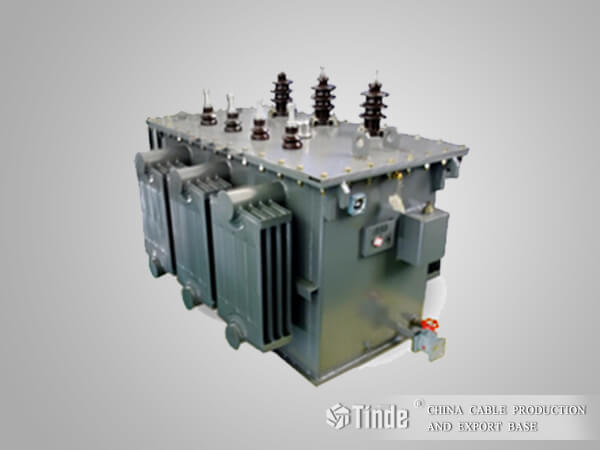 10KV Class SZ9(11)  on-load voltage regulation oil-immersed transformers